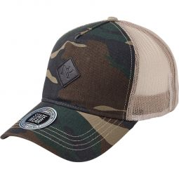 State Of Wow Fortham Trucker Cap