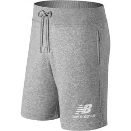 New Balance Essentials Stacked Logo Shorts Herre
