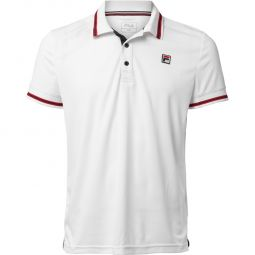 Fila Button Piro Polo T-shirt Herre