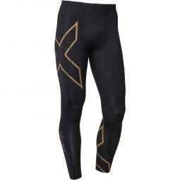 2XU Run kompressions Løbetights Herre