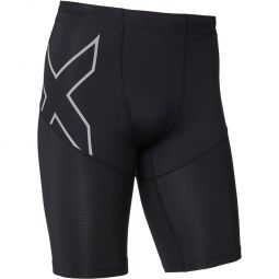 2XU Run Dash Korte Kompressions Løbetights Herre