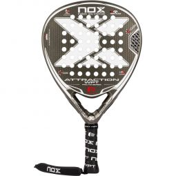 NOX Attraction Pro P.6 WPT Padel Bat
