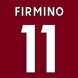 Liverpool FC Firmino Home 17/18 Tryk