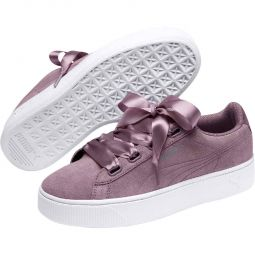 Puma Vikky Stacked Ribbon Sneakers Dame
