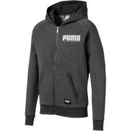 Puma Athletics Full Zip Hættetrøje Herre
