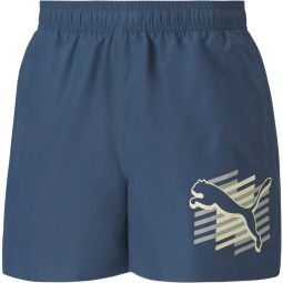 Puma Essential Summer Graphic Badeshorts Herre