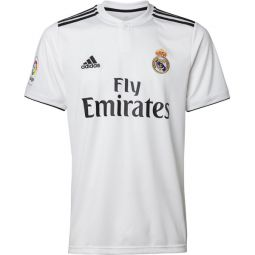adidas Real Madrid Home Jersey 18/19 Børn