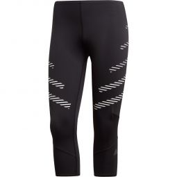 adidas How We Do Speed 3/4 Løbetights Dame