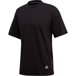 adidas Must Haves Recycled Cotton T-shirt Herre
