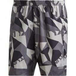 adidas Run It Camo Løbeshorts Herre