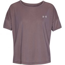 Under Armour Sport Mesh Oversized Trænings T-shirt Dame