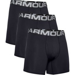 Under Armour 3-Pak Charged Cotton Underbukser Herre