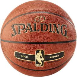 Spalding NBA Gold In/Out Basketbold