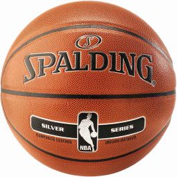 Spalding NBA Silver In/Out Basketbold