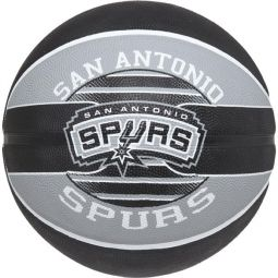 Spalding NBA Team San Antonio Spurs Basketball