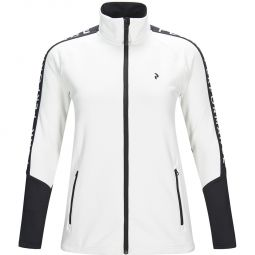 Peak Performance Rider Full Zip Trøje Dame