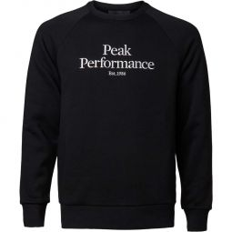 Peak Performance Original Crew Sweatshirt Herre