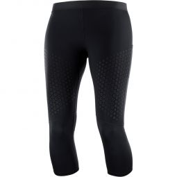 Salomon Support 3/4 Løbetights Dame
