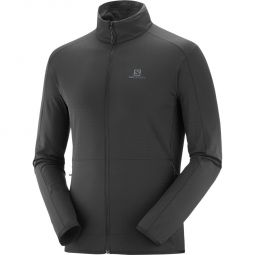 Salomon Outrack Full Zip Mellemlag Herre
