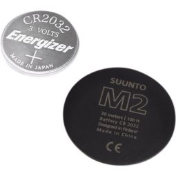 Suunto M2 Battery Replacement