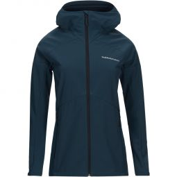Peak Performance Adventure Hood Jakke Dame