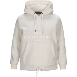 Peak Performance Original Half Zip Fleecetrøje Dame
