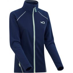 Kari Traa Full Zip Fleece Dame