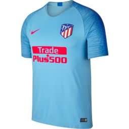 Nike Atletico Madrid Away SS Jersey 18/19 Herre
