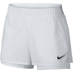 Nike Court Flex 2in1 Shorts Dame