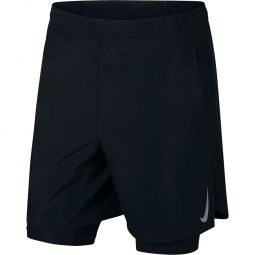 "Nike Challenger 7"" 2in1 Løbeshorts Herre"