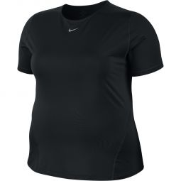 Nike Plus Pro All Over Mesh Trænings T-shirt Dame