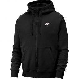 Nike Sportswear Club Full Zip Fleece Hættetrøje Herre