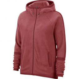 Nike Therma Full Zip Fleece Hættetrøje Dame