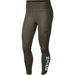 Nike Icon Clash Fast 7/8 Løbetights Dame