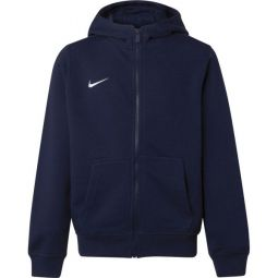 Nike Team Club Full Zip Hoody Børn