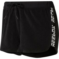 Reebok Wor Meet You There Terry Shorts Dame