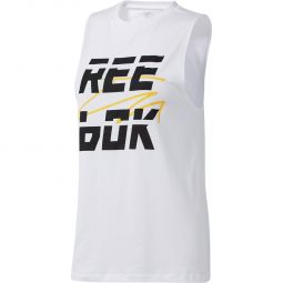 Reebok WOR Meet You There Muscle Tanktop Dame