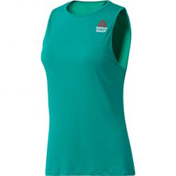 Reebok Activechill Crossfit Tanktop Dame