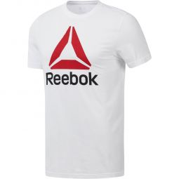 Reebok QQR Stacked T-shirt Herre