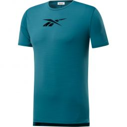 Reebok Activ Chill Graphic Move Trænings T-shirt Herre