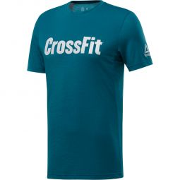 Reebok Cross Fit Read Trænings T-shirt Herre