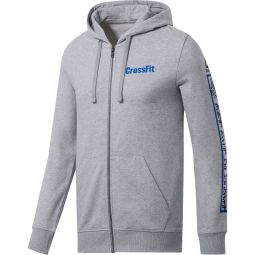 Reebok Cross Fit Full Zip Graphic Hættetrøje Herre