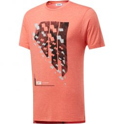 Reebok Activchill+Cotton Trænings T-shirt Herre