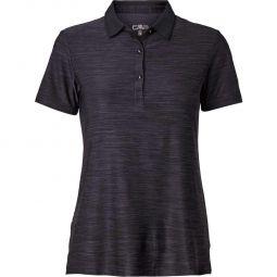 CMP Polo T-shirt Dame