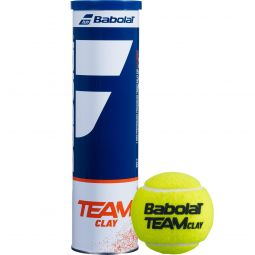 Babolat Team Clay 4-Pak Tennisbolde