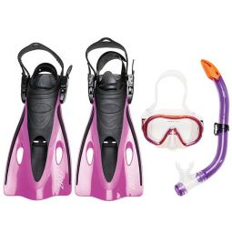 Cruz Cebu Diving Set - 3 PCS Børn
