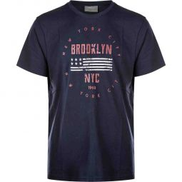 Cruz Billen T-shirt Herre