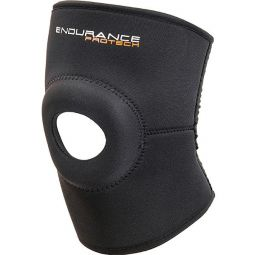 Endurance Protech Neopren Open Knee Support