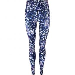 Endurance Athlecia Franzine High Waist Printed Træningstights Dame