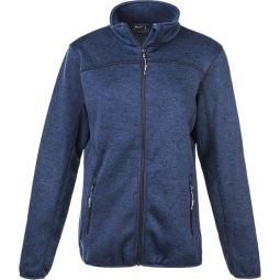 Vertical Killarney Knitted Fleece Dame